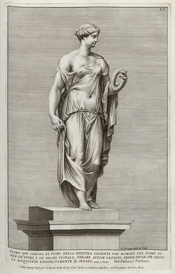 Raccolta di statue antiche e moderne, LI