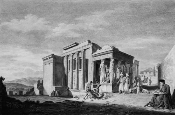 Stuart - Revett, The Antiquities of Athens, II, London 1787