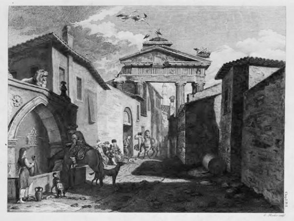 Stuart - Revett, The Antiquities of Athens, I, London 1762
