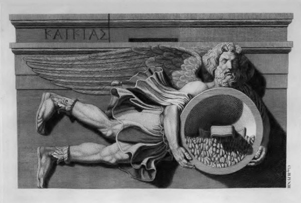 Stuart - Revett, The Antiquities of Athens, London 1762
