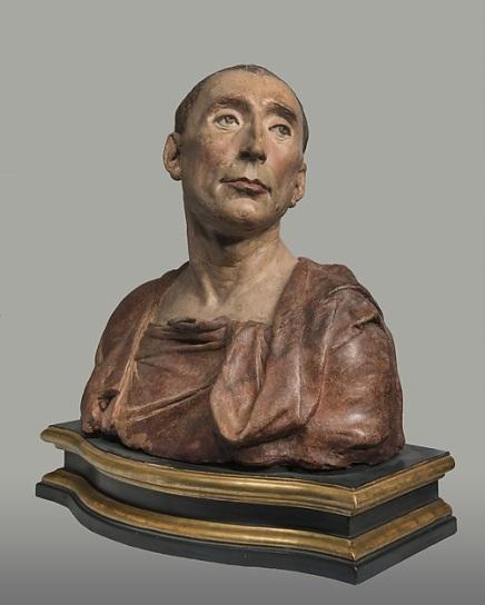 Donatello, Niccolò da Uzzano, c. 1430