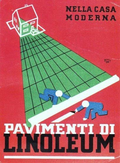 Pamy, Pavimenti di Linoleum, 1937