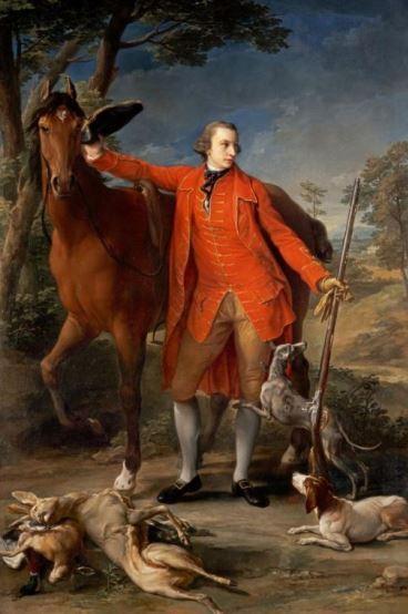 Batoni, Alexander Gordon, 4th Duke of Gordon, 1764