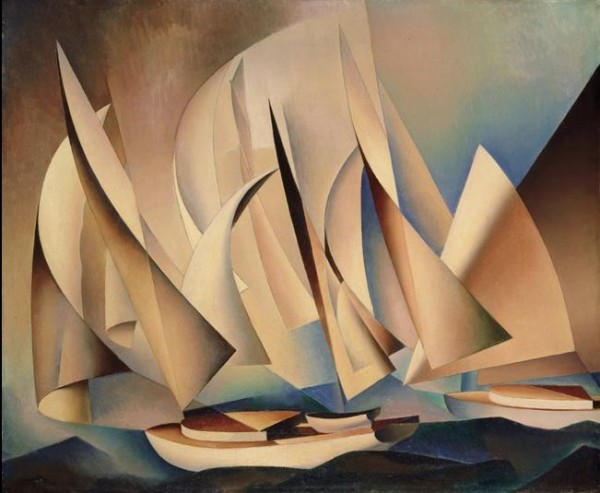 Sheeler, Pertaining to Yachts and Yachting, 1922
