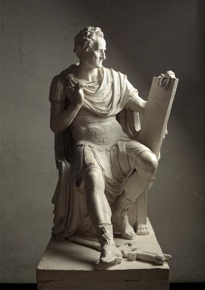 Canova, Modello per George Washington, 1818