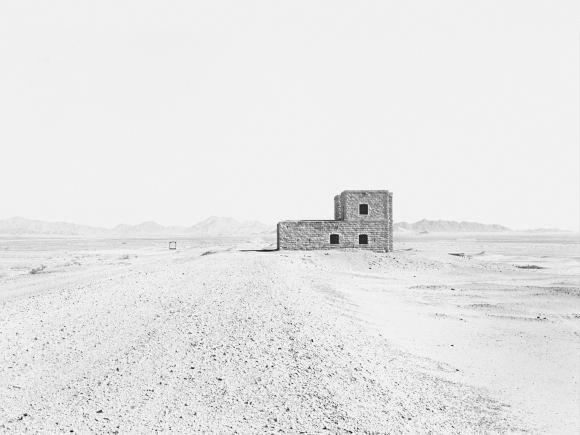 Ursula Schulz-Dornburg, part of the series From Medina to the Jordanian Border, 2002-2003