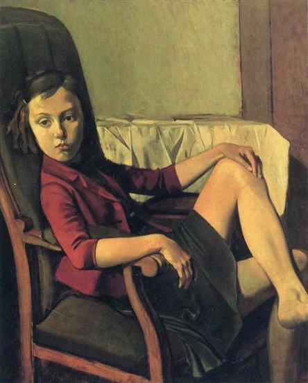 Balthus, Thérèse, 1938