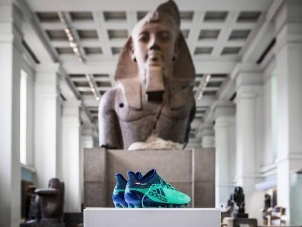 Salah al British Museum