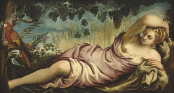 Tintoretto, Estate, 1546-1548
