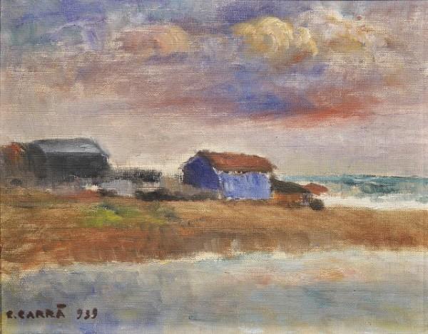 Carrà, Cinqualino, 1939