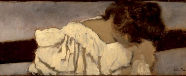 Vuillard, La Nuque de Misia, 1897-1899