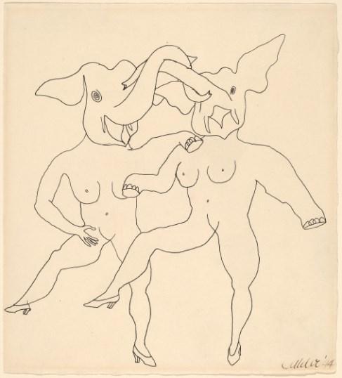 Calder, The Dance