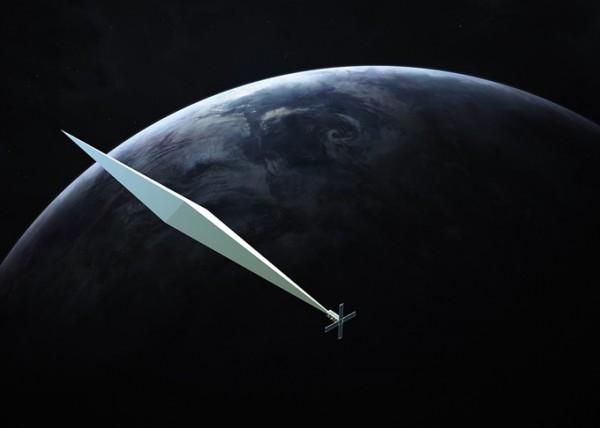 Paglen, Orbital Reflector