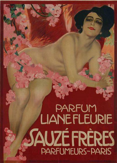Leopoldo Metlicovitz, Sauzé Frères, 1908-10