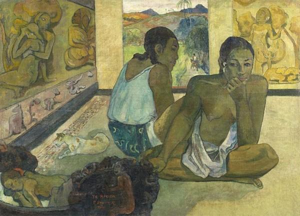 Paul Gauguin, Te Rerioa, 1897