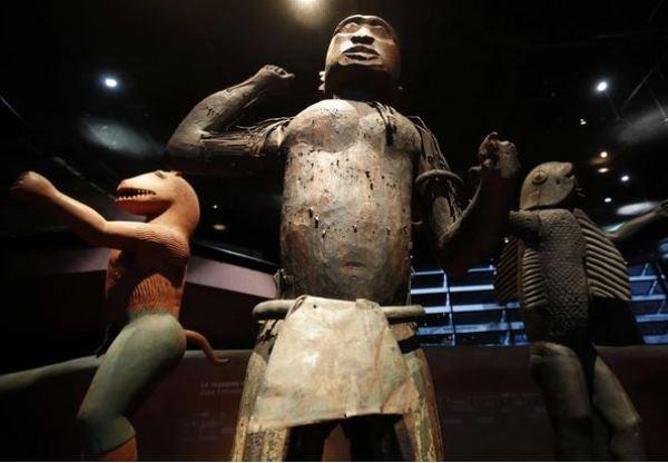 Sculture Benin, Quay Branly
