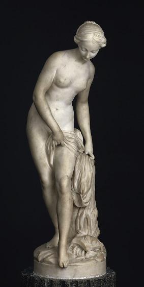 Falconet, Baigneuse, 1757