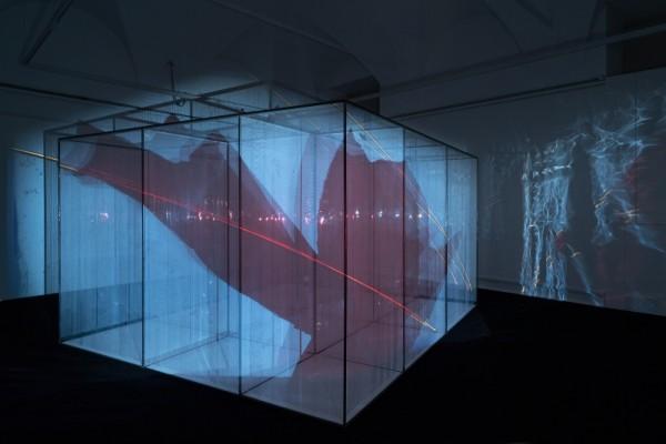 Marinella Pirelli, Film Ambiente, Allestimento al Museo del Novecento, Milano, 2019