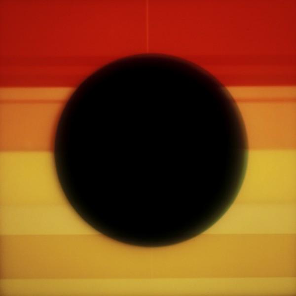 Marinella Pirelli, Meteora trasparente (Doppio arcobaleno), 1970-71