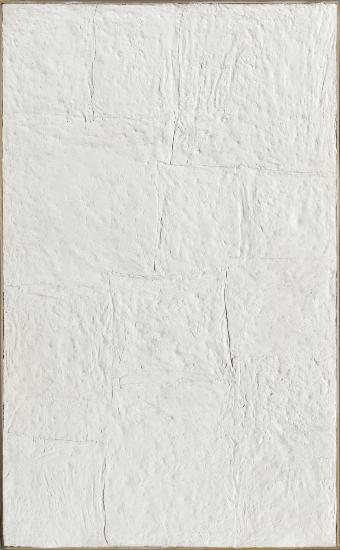 Piero Manzoni, Achrome, 1958, Museum Boijmans Van Beuningen Rotterdam