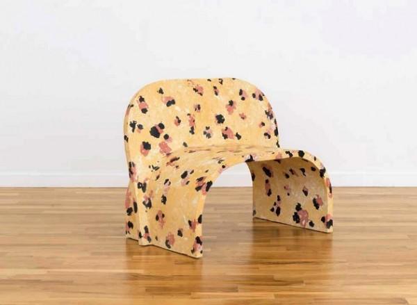 Ross Hansen, Rolled Chair, 2018