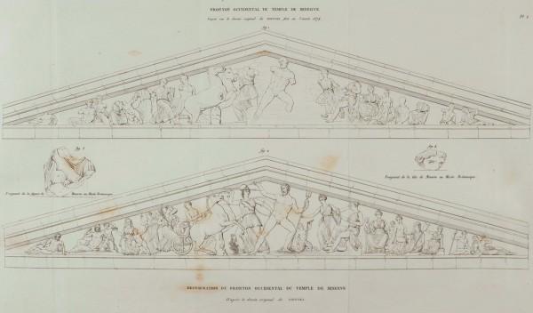 Quatremère de Quincy, 1825, tav. 2