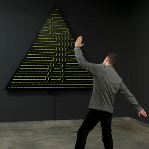 Daniel Rozin, Angles Mirror, 2013