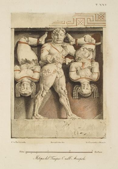 Metopa del tempio C