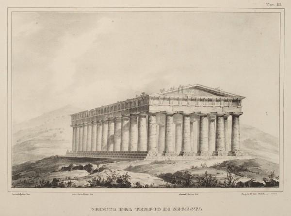 Veduta del Tempio di Segesta