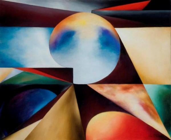 Ida Ten Eyck O'Keeffe, Creation, s.d.