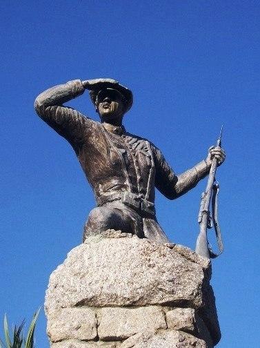 Monumento ai caduti, 1932, Mongrassano