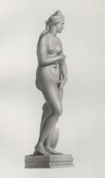 Statue of Venus, in Description of the Collection of Ancient Marbles in the British Museum, London 1861