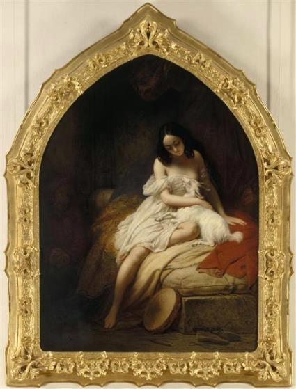 Steuben, La Esmeralda, 1839
