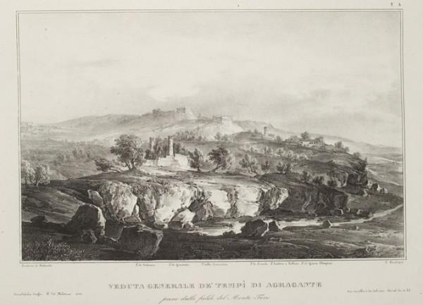 Agrigento, Veduta generale