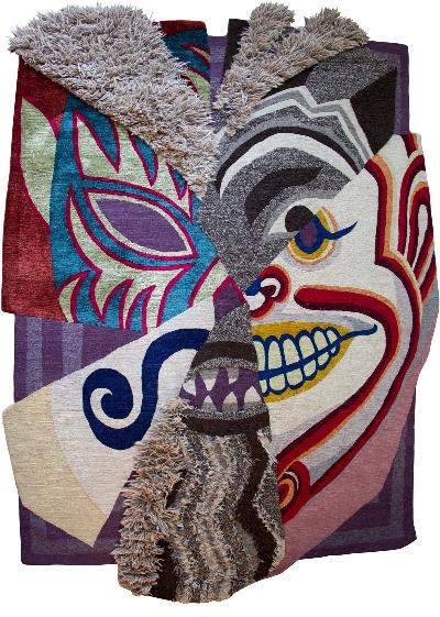 Christoph Hefti, World Mask, 2014