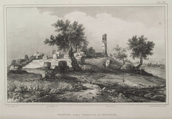 Agrigento, Tempio d'Ercole
