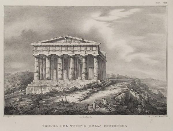 Agrigento, Tempio della Concordia