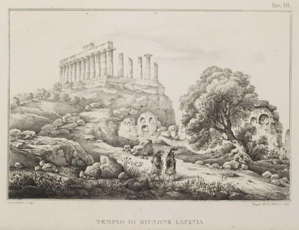 Agrigento, Tempio di Giunone Lacinia