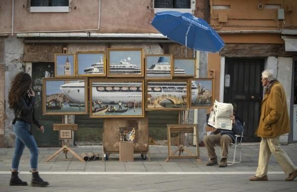 Banksy, Venezia 2019
