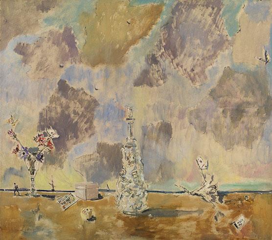 De Pisis, Grande natura morta, 1944