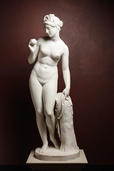 Thorvaldsen, Venere con mela, 1805