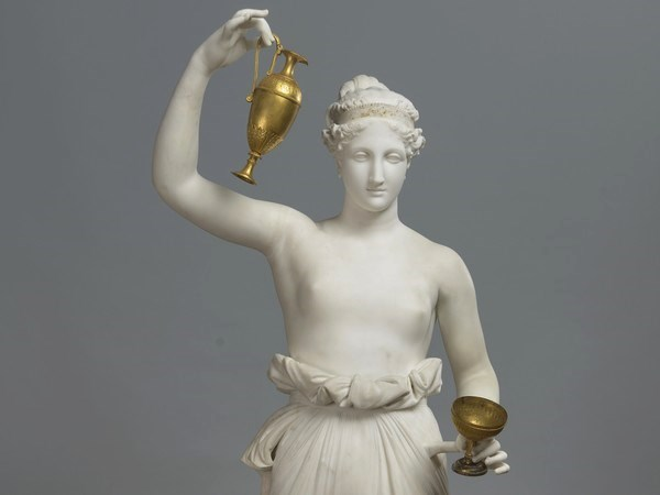 Antonio Canova, Ebe, part., 1800–1805