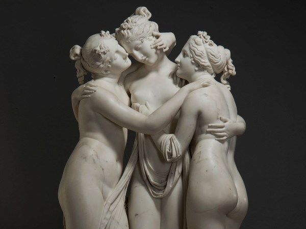 Antonio Canova, Le Tre Grazie, 1812 - 1816