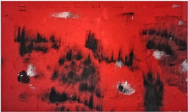 Arcangelo, Mai cerchi della terra rumori, fuoco e fiamme, 1991