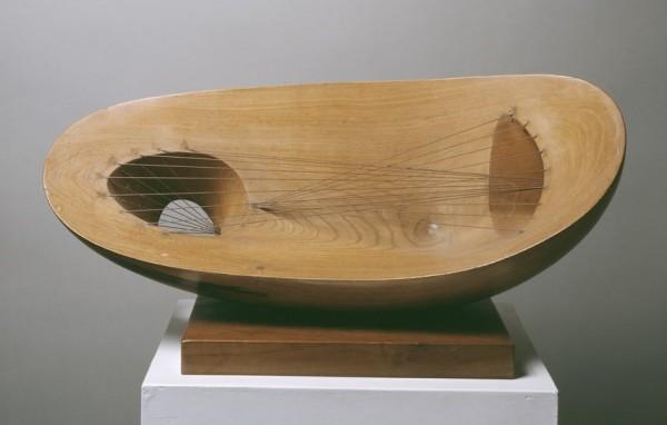 Hepworth, Landscape Sculpture, 1944