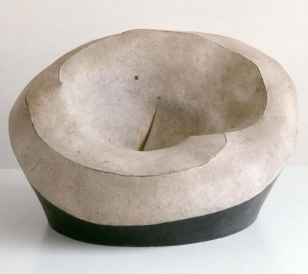 Eva Sorensen, Senza titolo, gres, 1966