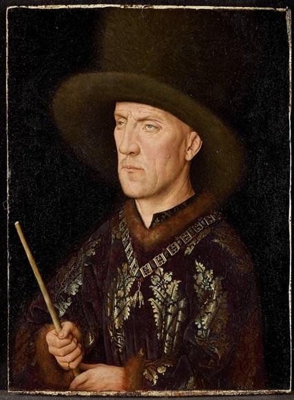 Jan van Eyck, Baudouin de Lannoy, c. 1435