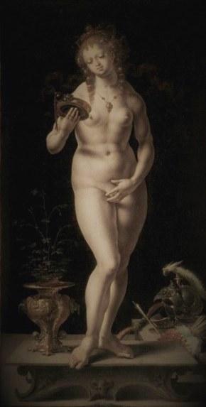Mabuse, Venere allo specchio, Pinacoteca dell'Accademia dei Concordi, Rovigo