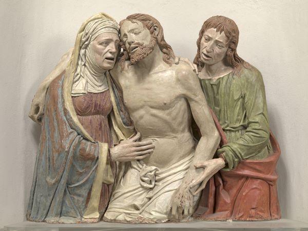 Andrea Riccio, Pietà, Due Carrare , Chiesa di Santo Stefano