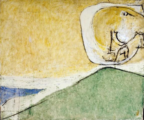 valdo Licini, Personaggio, 1945